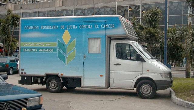 imagen de CHLCC instauró la mamografía en Uruguay y delega funciones asistenciales