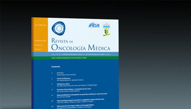 imagen de Revista de Oncología Médica