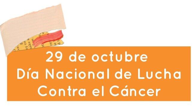 imagen de Día Nacional de Lucha Contra el Cáncer.