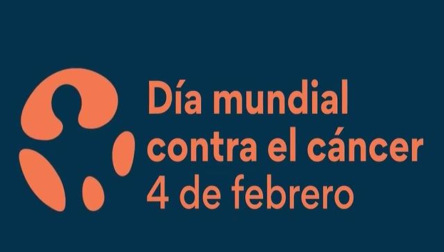 imagen de 4 de febrero Día Mundial Contra el Cáncer