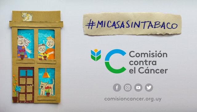 imagen de #MiCasaSinTabaco #AmbientesLibresDeTabaco